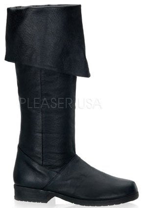 "1 1/2"" Men's Knee Hi Pig Leather Boot (MAVERICK-8812)"