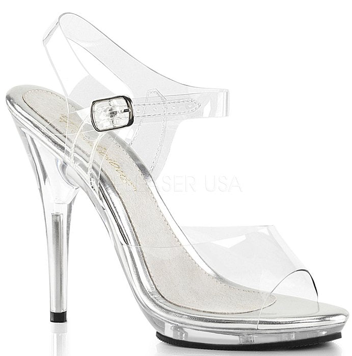 "5"" Stiletto Mini-Platform (POISE-508)"