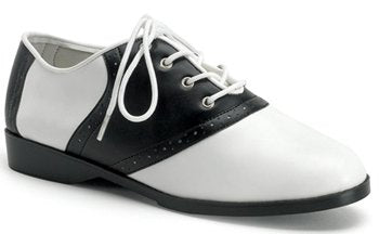 Flat Saddle Shoes (SADDLE-50)