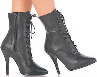 "5"" Lace-Up Ankle Boot (SEDUCE-1020)"