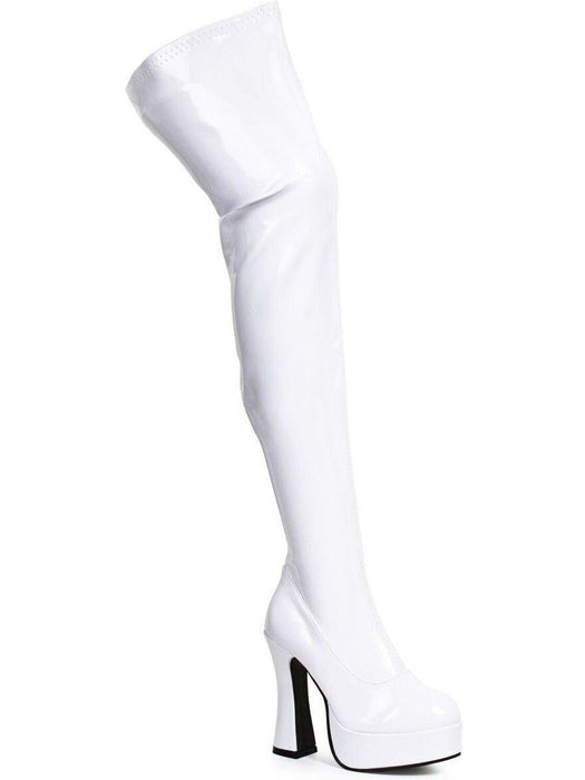 "5"" Thigh High Stretch Boots (ES-Thrill)"