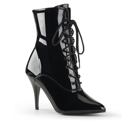 "4"" Lace up Ankle Boots (VANITY-1020)"