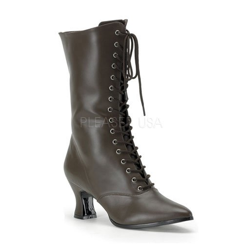 "2 3/4"" Victorian Boots (VICTORIAN-120)"