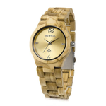 Handmade Wooden Watch for Women