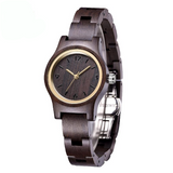 Classic Wooden Watch for Women