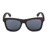 Ebony Wooden Sunglasses With Arm Detail