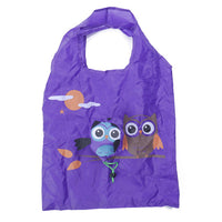 Owl Shaped Reusable Folding Shopping Bag