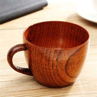 Wooden Teacup