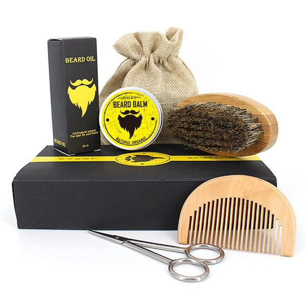 Beard Grooming Gift Set