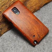 Wooden Case for Samsung Galaxy Smartphones