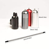 Foldable Stainless Steel Reusable Straw