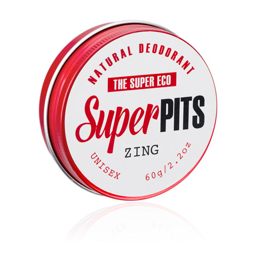 Super Pits - A natural deodorant for pre-teens and teens that works!