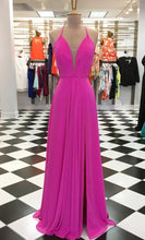 Load image into Gallery viewer, Grad Dresses Long ,Long Prom Dresses , 8th Graduation Dress ,School Dance Dress YDP1061