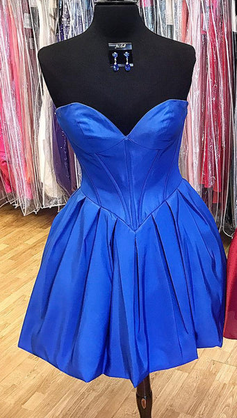 Short Prom Dress Fashion Homecoming Dress 8th Graduation Dress Custom-made School Dance Dress  YDP0671