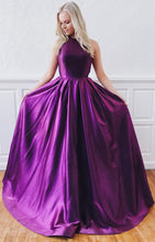 Load image into Gallery viewer, Long Prom Dress 8th Graduation Dress Custom-made School Dance Dress  YDP0674