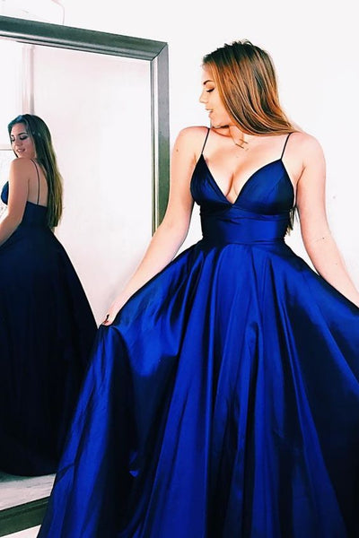 Simple Prom Dress Long Prom Dresses 8th Graduation Dress School Dance Winter Formal Dress YDP0973