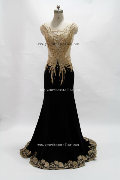 Yourdresstailor Real Photo Prom Dress YDR001