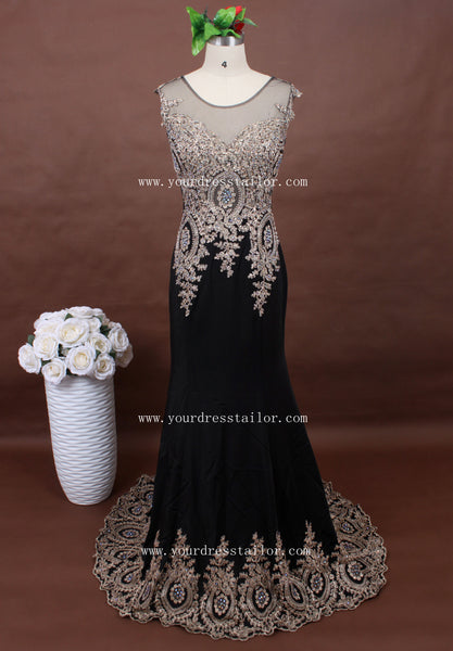 Yourdresstailor Real Photo Prom Dress YDR002