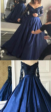 Load image into Gallery viewer, Off the Shoulder Real Photo Ball Gown Wedding Dress Fashion Custom Made Bridal Dress YDW0023