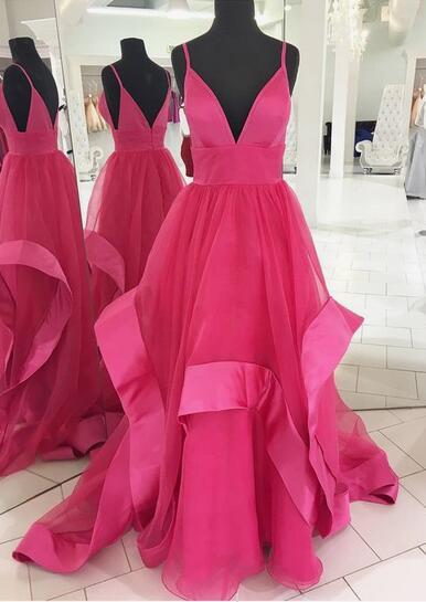 Sexy Ball Gown Long Prom Dress Sweet 16 Dance Dress Fashion Winter Formal Dress YDP0222