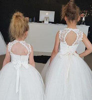 Custom Made Flower Girl Dress Fashion Flowergirl Dress SF027