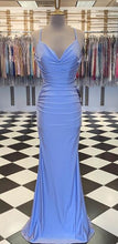 Load image into Gallery viewer, Simple Mermaid Long Prom Dresses,8th Graduation Dress,School Dance,Winter Formal Dress YDP0862