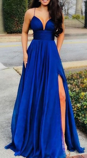 Prom Dress Simple Long Prom Dresses 8th Graduation Dress School Dance Winter Formal Dress YDP0955
