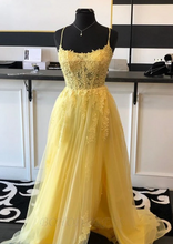 Load image into Gallery viewer, 2020 Prom Dress Long Prom Dresses 8th Graduation Dress School Dance Winter Formal Dress YDP0997