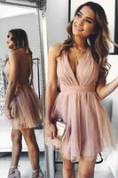 Sexy Short Homecoming dress ,Short Prom Dress, 8th Graduation Dress ,Custom-made School Dance Dress YDH0069