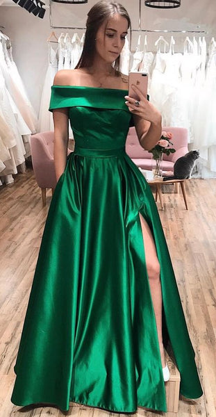 2020 Prom Dress Long Prom Dresses 8th Graduation Dress School Dance Winter Formal Dress YDP1003