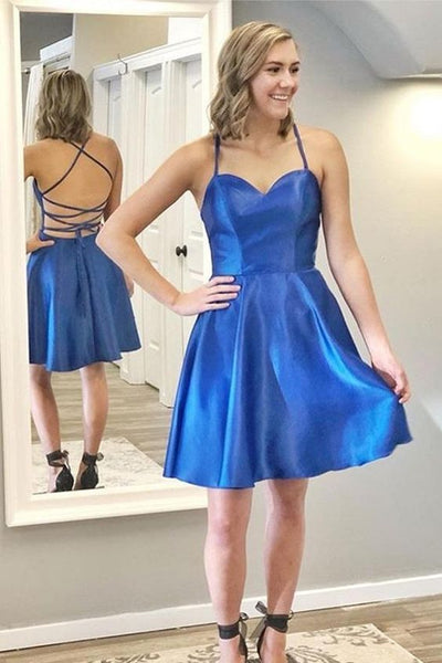 2019 Homecoming dress ,Short Prom Dress, 8th Graduation Dress ,Custom-made School Dance Dress YDH0039