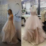 Popular Ball Gown Long Prom Dress Sweet 16 Dance Dress Fashion Winter Formal Dress YDP0194