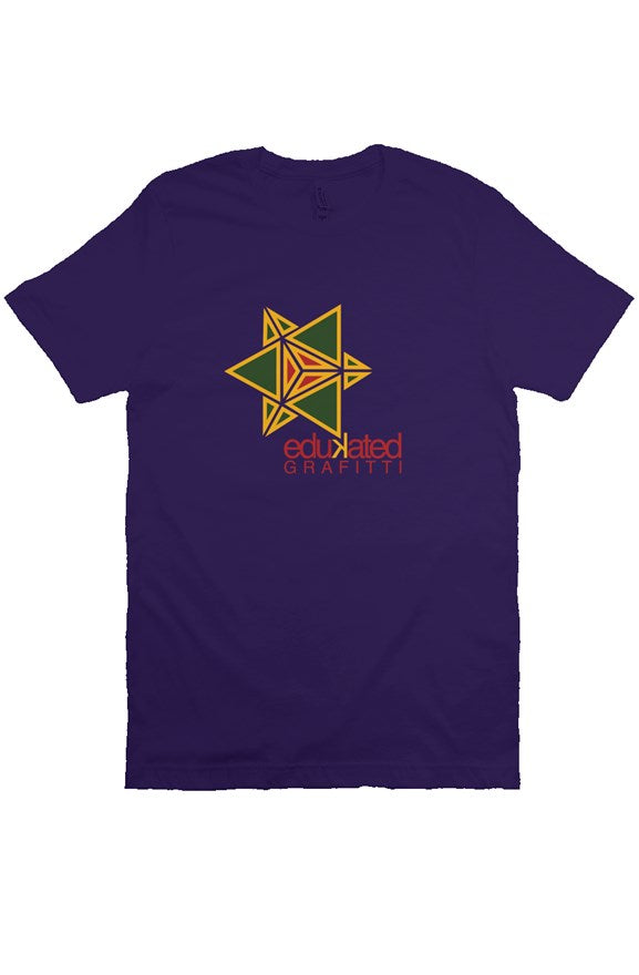 EG Signature Tee Purple (M)