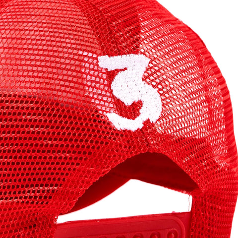 Gym Red Culture Hat