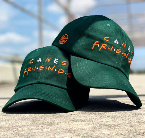 CANE FRIENDS HAT