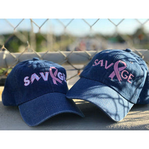 Savage Breast Cancer Awareness Limited Edtion Hat
