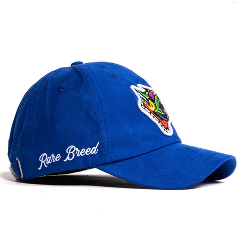 Royal Suede Rare Breed Hat