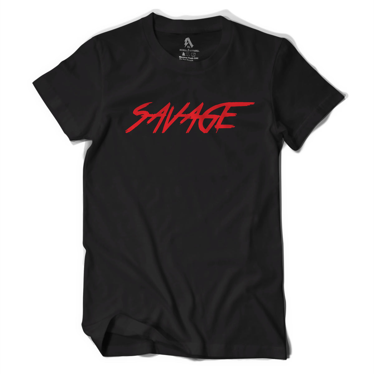 Black and Red Savage T-Shirt