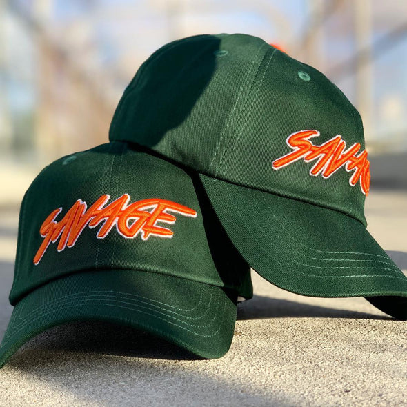 Monster Green Savage Hat