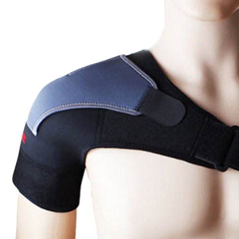 Adjustable Breathable Single Shoulder Support