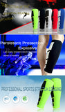 Shin Guards Protective Leg Calf Compression Sleeves