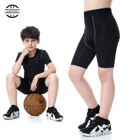 Sport Short Children Quick Dry Athletic Compression