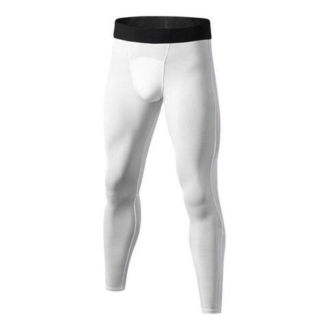 Breathable Men Compression Gym Pants