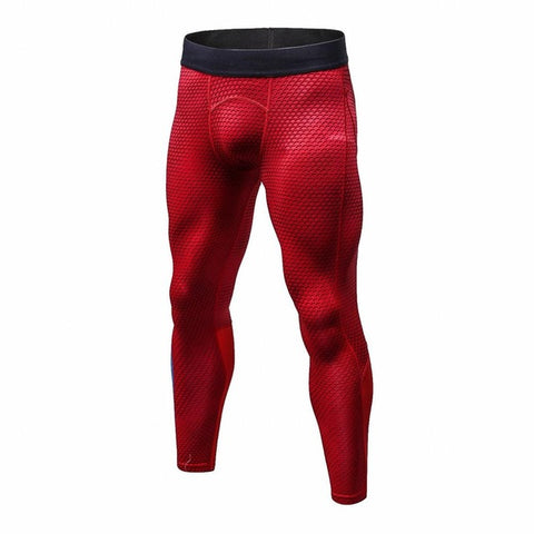 3D Floral Printed Compression Tight Quick Drying Leggings