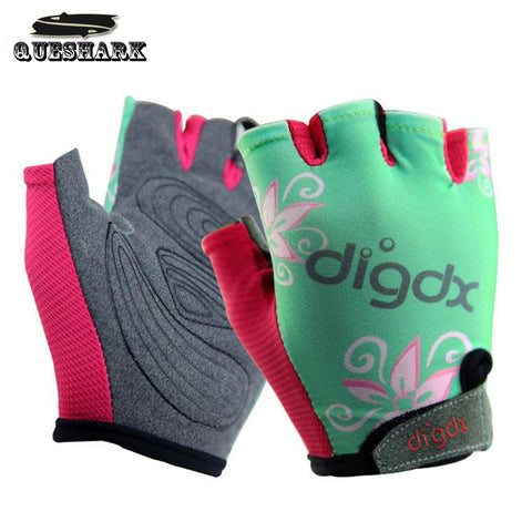 Children Sports Gloves Half Finger