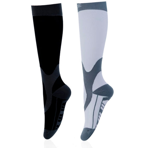 Sporty Cycling Running Foot Compression Sock