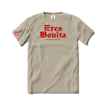 TM® Eres Bonita pt.2 Tee - WHITE CHOCOLATE