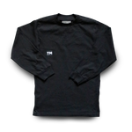 Let'em Know Longsleeve - Black