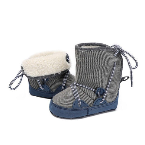 Soft Snow Boots