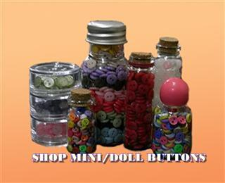 shop mini / doll buttons